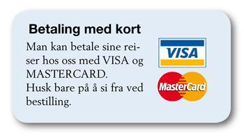 Betaling med kort